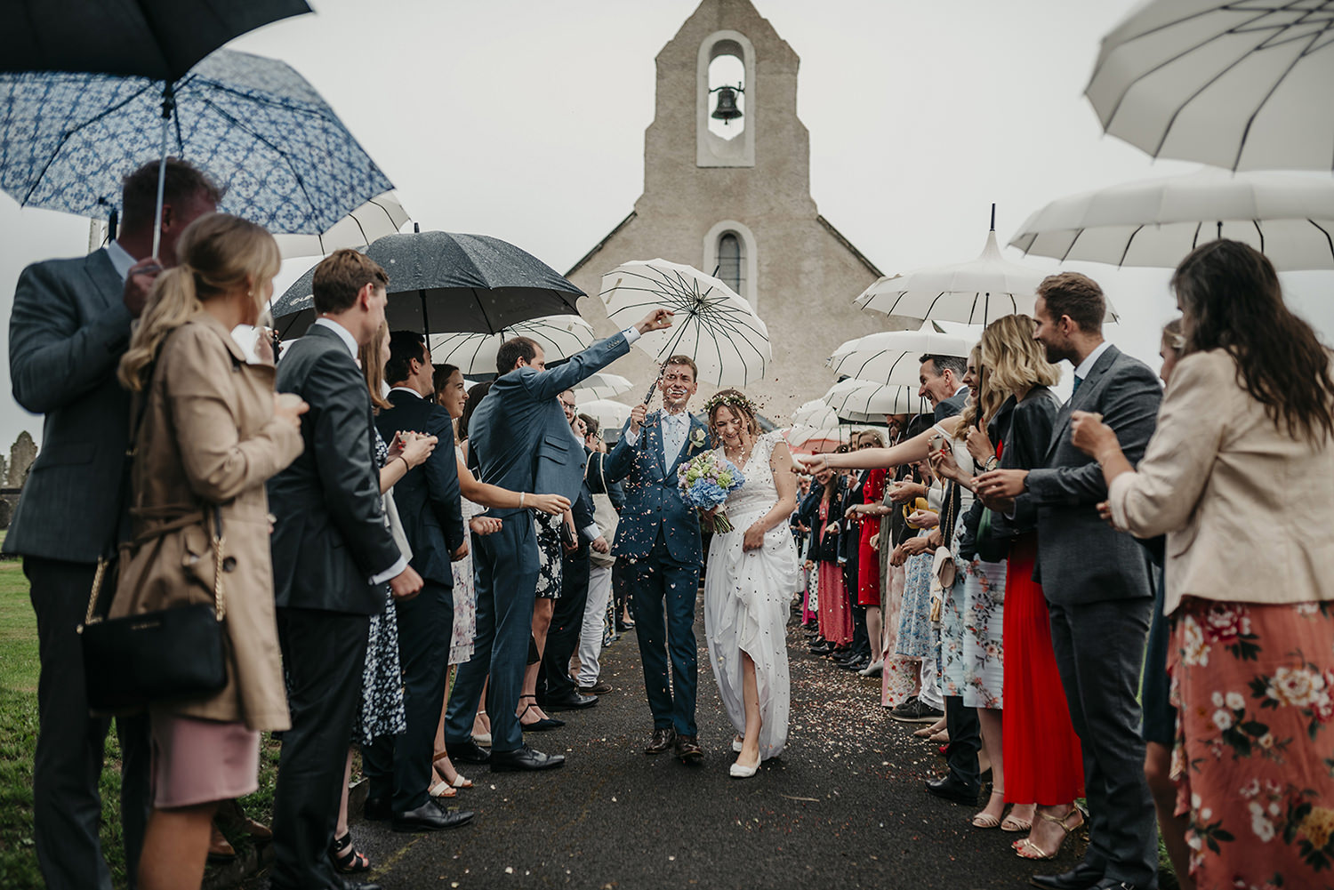 Destination wedding in Maughold