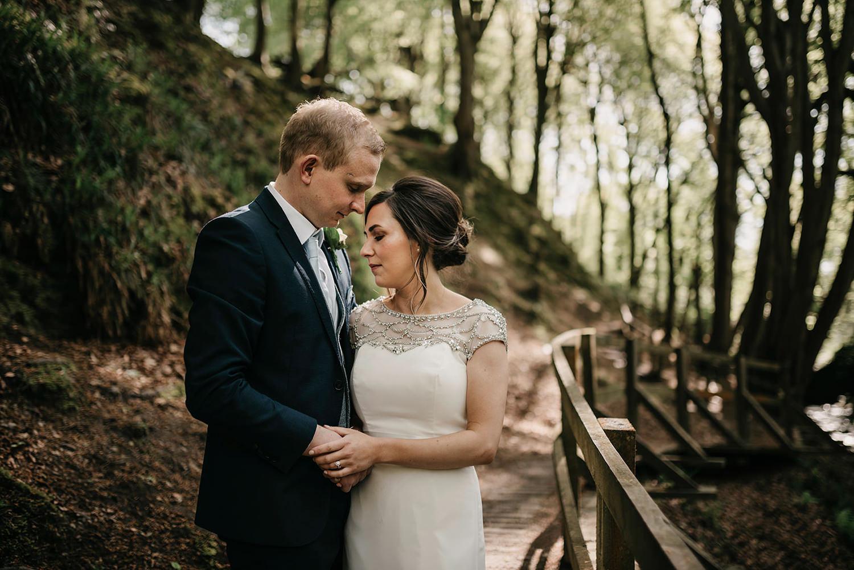 Isle of Man wedding photo