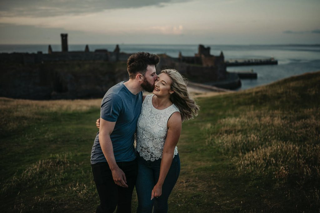 Save the Date Photoshoot in Isle of Man