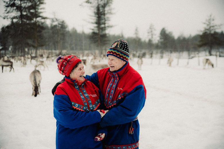 Love story in Finland