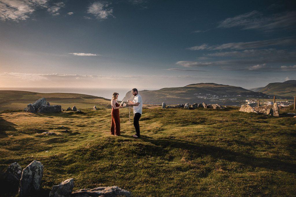 Isle of Man handfasting