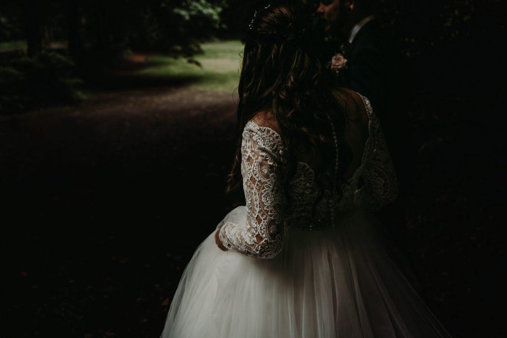 Laxey Glen wedding