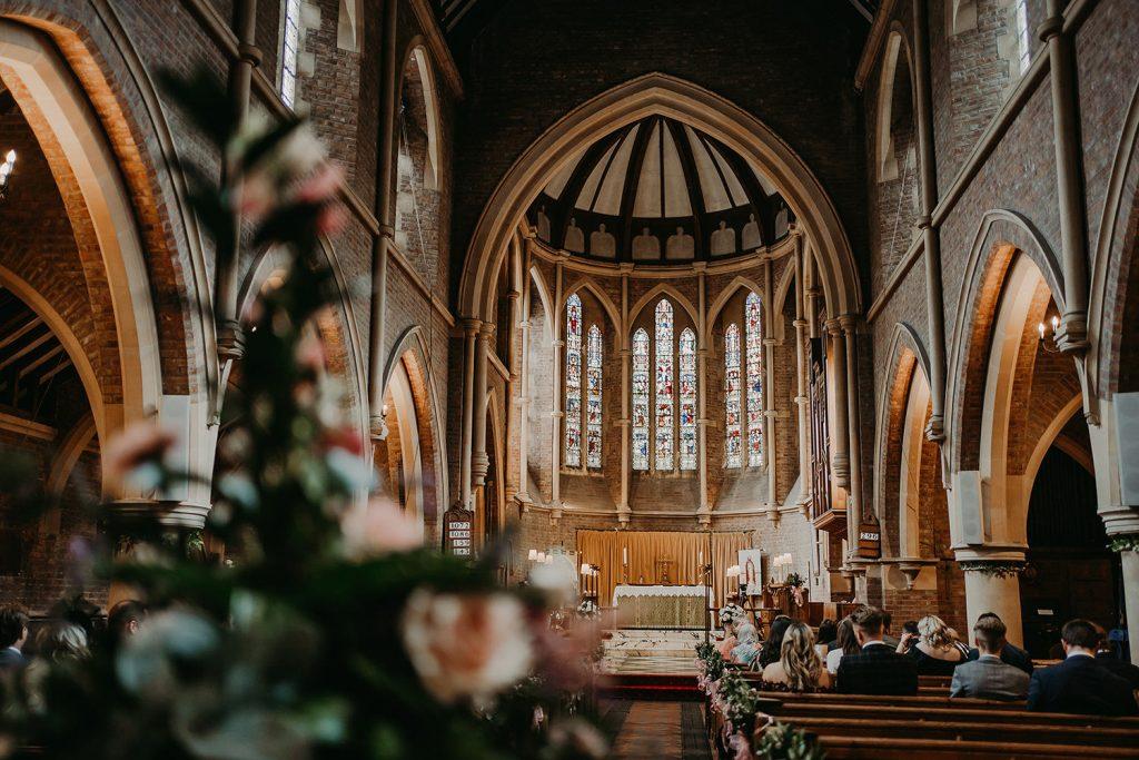 Kirk Braddan church
