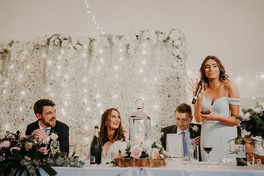 Laxey Glen wedding speeches