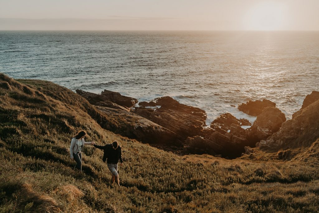 Niarbyl engagement shoot