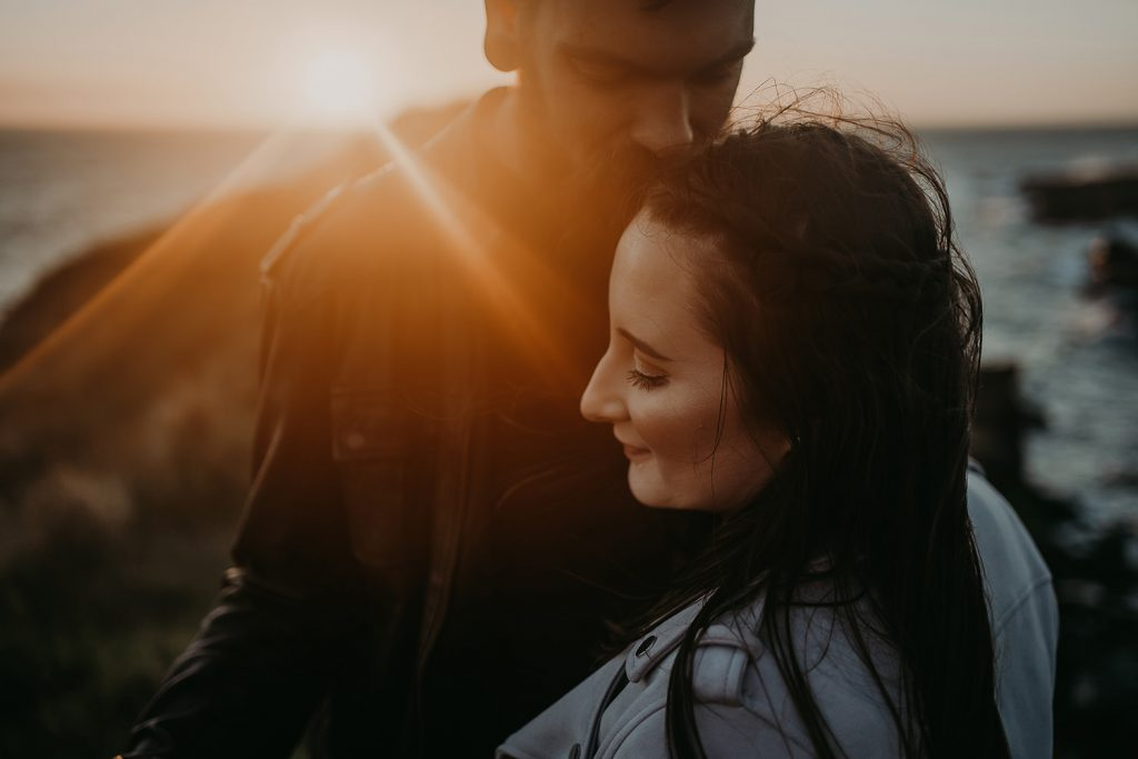 Niarbyl engagement photo shoot